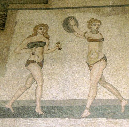 Fitness: Zo oud als de weg naar Rome